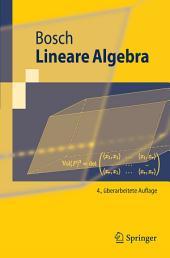 Lineare Algebra: Ausgabe 4