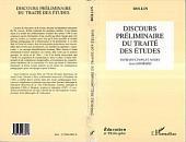 Discours Préliminaire du Traité des Études
