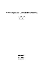 CDMA Systems Capacity Engineering PDF