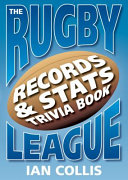 The Rugby League Records and Stats Trivia Book PDF