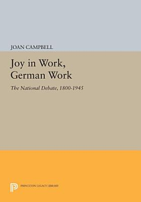 Joy in Work  German Work