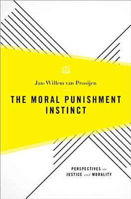 The Moral Punishment Instinct