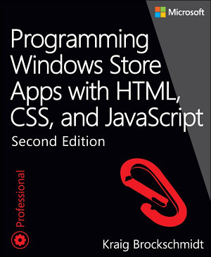 Programming Windows Store Apps with HTML  CSS  and JavaScript PDF