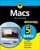 Macs All In One For Dummies PDF