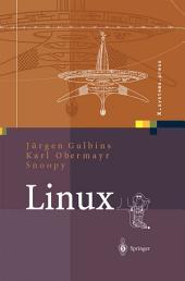 Linux: Konzepte, Kommandos, Oberflächen