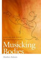 Musicking Bodies PDF