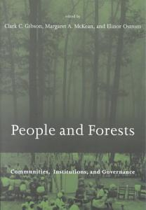 People and Forests Book