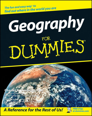 Geography For Dummies PDF