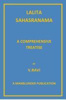 Lalita Sahasranama PDF
