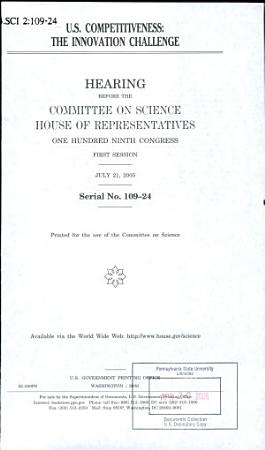 U S  Competitiveness PDF