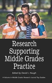 Research Supporting Middle Grades Practice