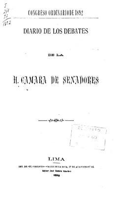 Diario de los debates PDF