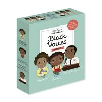 Little People  Big Dreams  Black Voices  3 Books from the Best Selling Series  Maya Angelou   Rosa Parks   Martin Luther King Jr  PDF