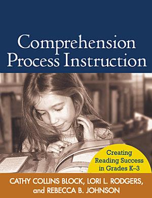Comprehension Process Instruction