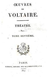 Theatre: Volume7