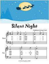 Silent Night - Easiest Piano Sheet Music Junior Edition