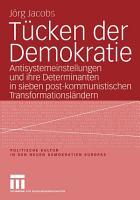 T  cken der Demokratie PDF