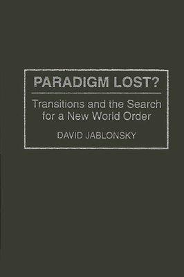 Paradigm Lost  PDF