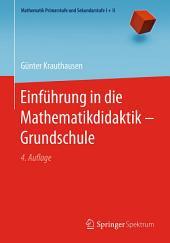 Einführung in die Mathematikdidaktik – Grundschule: Ausgabe 4