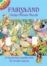Fairyland Sticker Picture Puzzle PDF