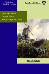 War and Peace: Volume 1
