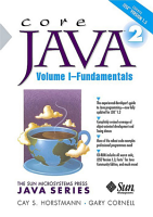 Core Java Volume I  Fundamentals  10th Edition  PDF