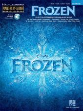 Frozen - Piano Play-Along Songbook (with Audio): Piano Play-Along, Volume 16