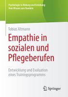 Empathie in sozialen und Pflegeberufen PDF