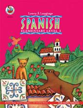 Learn-A-Language Books Spanish, Grade 3