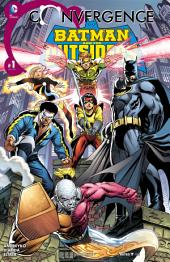 Convergence: Batman and the Outsiders (2015-) #1
