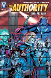 The Authority: The Lost Year (2009-) #10