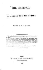 The National: A Library for the People, Issues 1-26