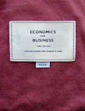 Economics for Business: Edition 3