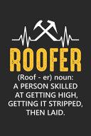 Roofer  Roof   Er  Noun PDF