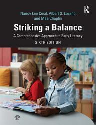 Striking A Balance Book PDF