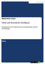 Ethik und K  nstliche Intelligenz PDF