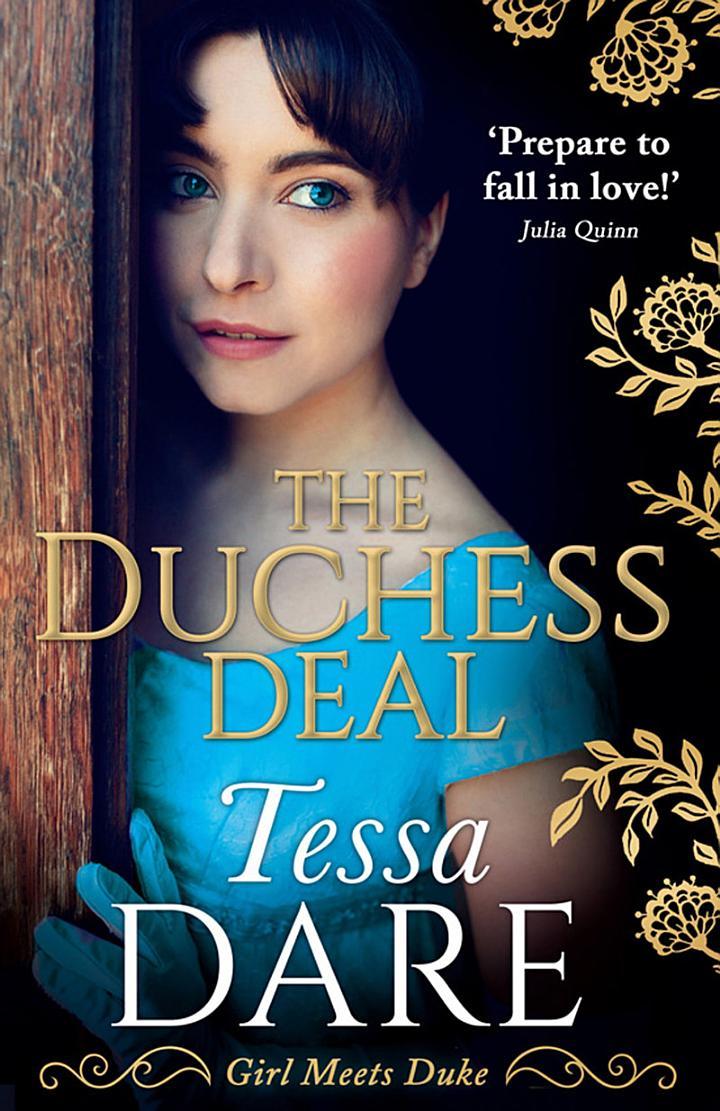 The Duchess Deal (Girl meets Duke, Book 1)