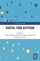 Digital Food Activism PDF