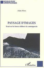 Paysage d'images: Essai sur les formes diffuses du contemporain