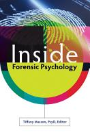 Inside Forensic Psychology PDF