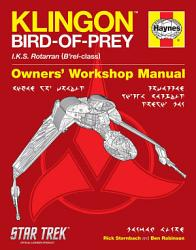 Klingon Bird Of Prey Haynes Manual Book PDF