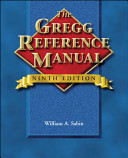 Download The Gregg Reference Manual Book