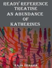 Ready Reference Treatise: An Abundance of Katherines