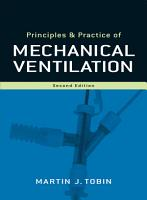 Principles and Practice of Mechanical Ventilation PDF