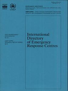 International Directory of Emergency Response Centres Book