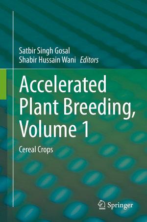 Accelerated Plant Breeding, Volume 1