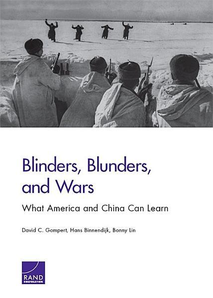 Download Blinders  Blunders  and Wars Book