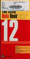 The Little Data Book 2012 PDF