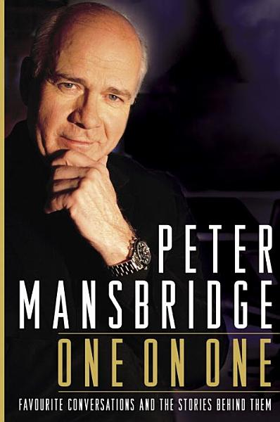 Download Peter Mansbridge One on One Book
