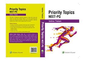 Priority topics NEET PG PDF